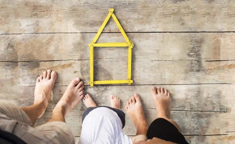 Investir dans l'immobilier neuf pour protéger sa famille