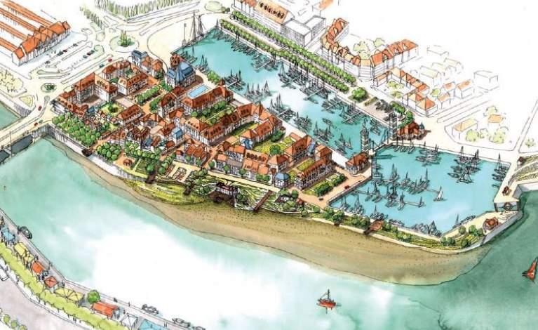Partenaire des collectivités pour le développement urbain