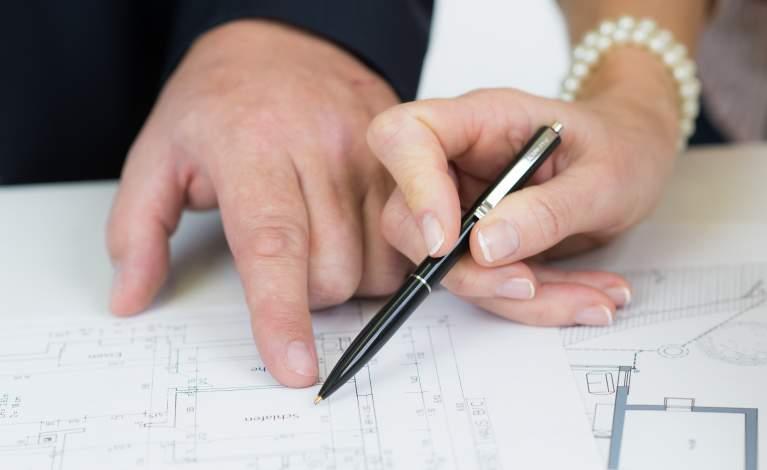 lire plan architecte immobilier neuf