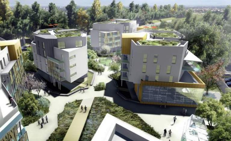 3D projet Bry-sur-Marne