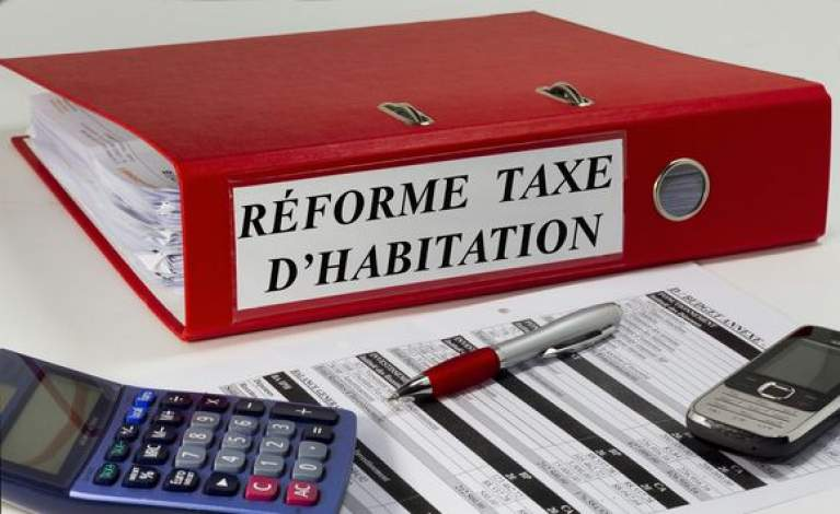 Réforme taxe d'habitation