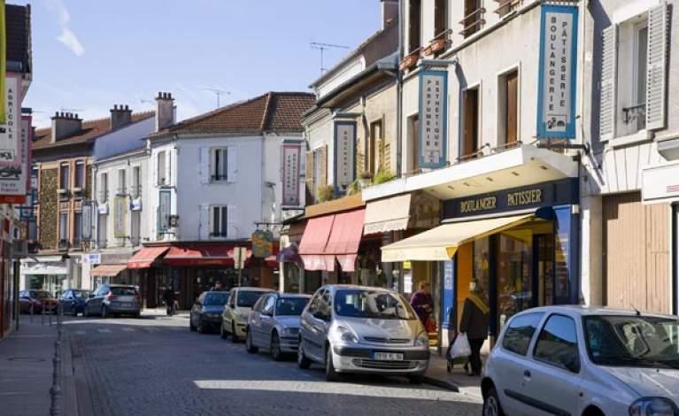 Bry-Sur-Marne centre ville
