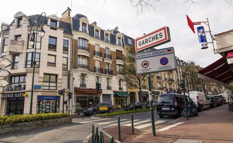 Garches - Ville