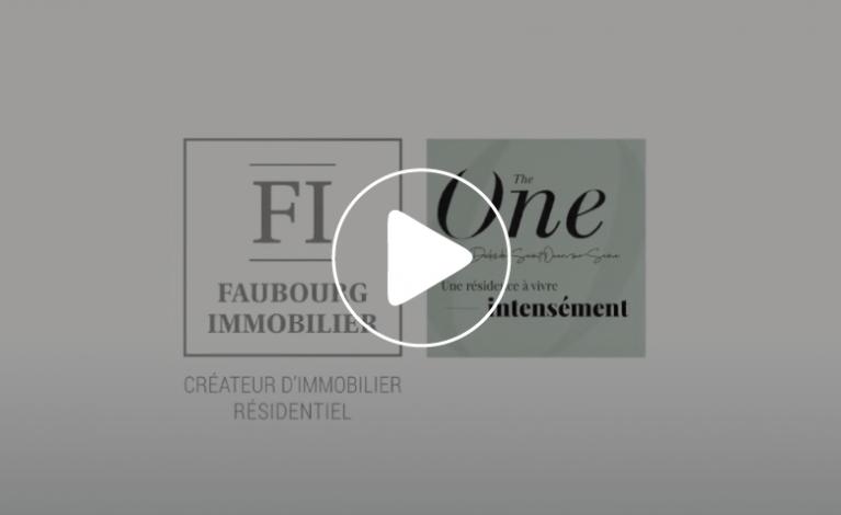 The One : Film de présentation de la future résidence