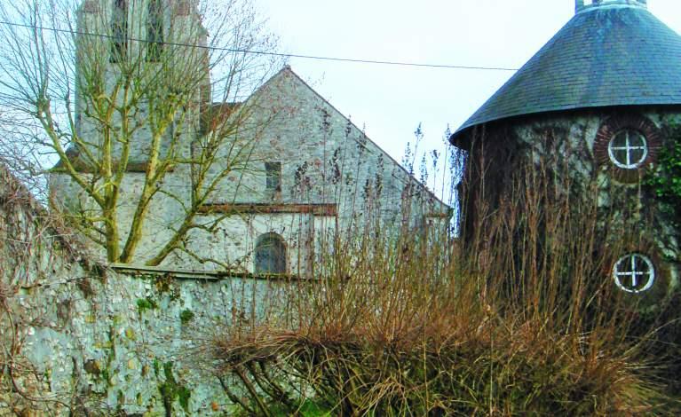 Perspective - Puisieux - Eglise