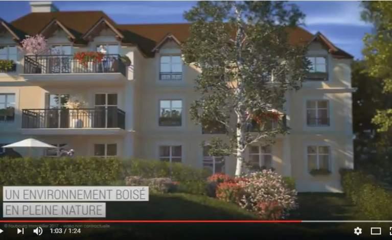 Vidéo présentation de la future résidence LES TERRASSES MEDICIS à Garches (92)