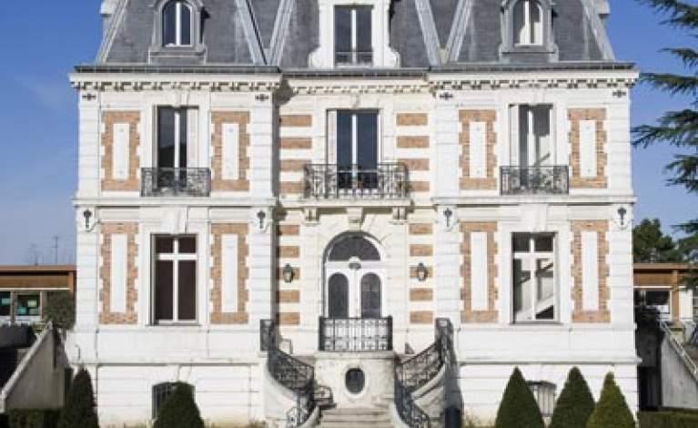 Visuel environnement - Chateau Lorenz