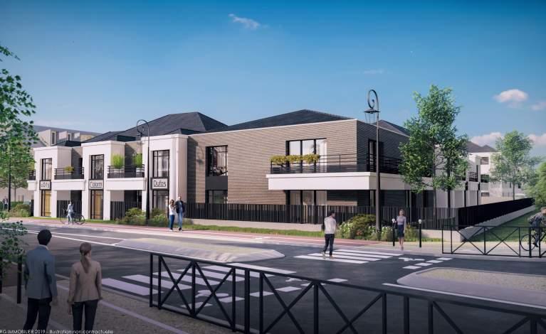 Montigny-le-Bretonneux - Esprit Village Office 1