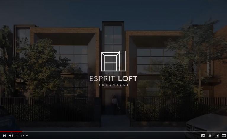 Vidéo - Esprit Loft Deauville (14) - Lancement